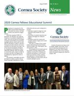Cornea Society Newsletter 2020